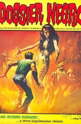 Dossier Negro (Rústica y grapa [1968 - 1988]) #44