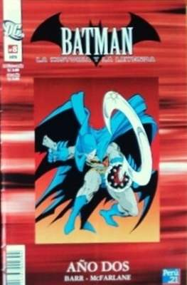 Batman. La Historia y la Leyenda (Grapa) #8