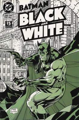 Batman: Black and white #2