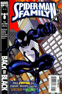 Spider-Man Family (Comic Book) #1