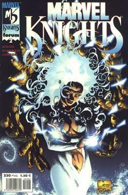 Marvel Knights (2001-2002) (Grapa 24 pp) #2