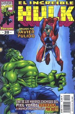 Hulk Vol. 3 (1998-1999). El Increible Hulk (Grapa 24 pp) #20
