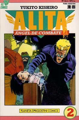 Alita, ángel de combate (Rústica) #2