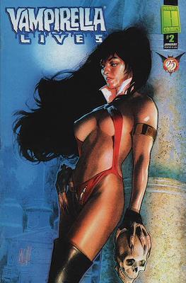 Vampirella Lives (Variant Cover) #2