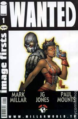 Image Firsts: Wanted