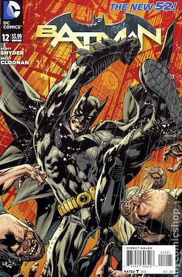 Batman Vol. 2 (2011-2016 Variant Covers) (Comic Book) #12