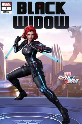 Black Widow (2020- Variant Cover) (Comic Book) #1.6