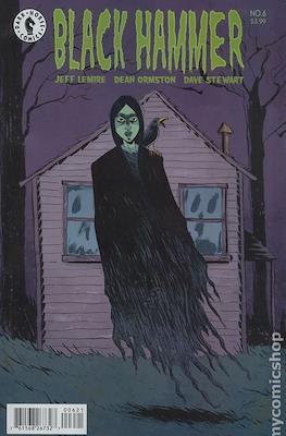 Black Hammer (Variant Covers) (Comic Book) #6