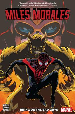 Miles Morales (Softcover) #2