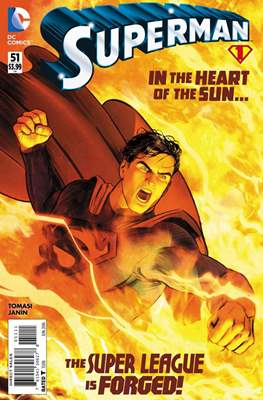 Superman Vol. 3 (2011-2016) (Comic Book) #51