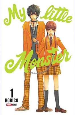 My Little Monster (Rústica con sobrecubierta) #1