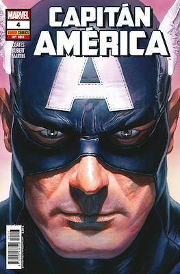 Capitán América Vol. 8 (2011-) (Grapa) #103/4