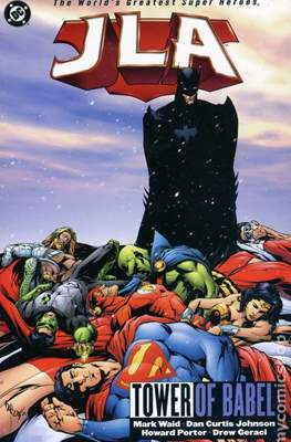 JLA Vol. 1 (1997-2006 Variant Cover) #7