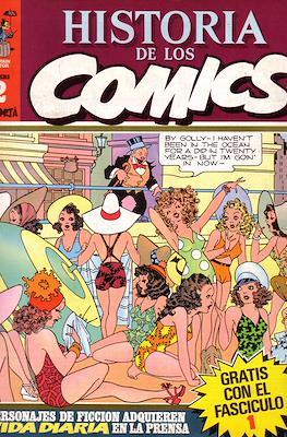 Historia de los Cómics #2