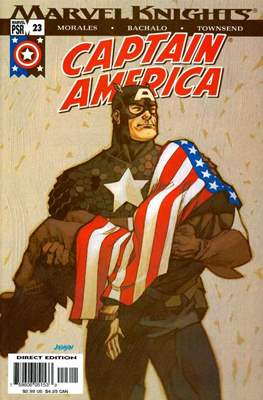 Captain America Vol. 4 (Comic Book) #23