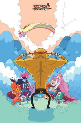 Adventure Time: The Flip Side (Variant Covers) #14