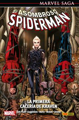 Marvel Saga: El Asombroso Spiderman (Cartoné) #16