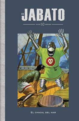 El Jabato. Edición 60 aniversario (Cartoné 80 pp) #15