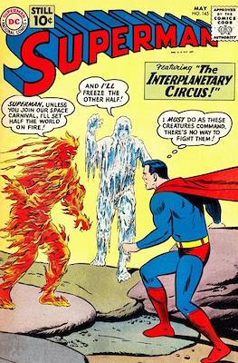 Superman Vol. 1 / Adventures of Superman Vol. 1 (1939-2011) (Comic Book) #145
