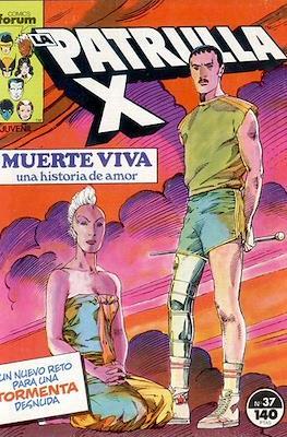 La Patrulla X Vol. 1 (1985-1995) (Grapa) #37