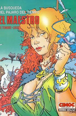 Colección Cimoc Extra Color (Rústica) #35