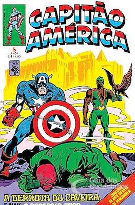 Capitão América #5