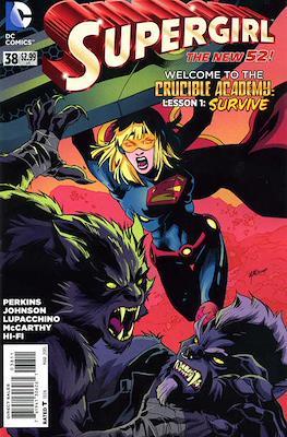 Supergirl Vol. 6 (2011-2015) #38
