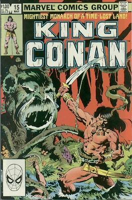 King Conan / Conan the King (Grapa, 48 págs.) #15