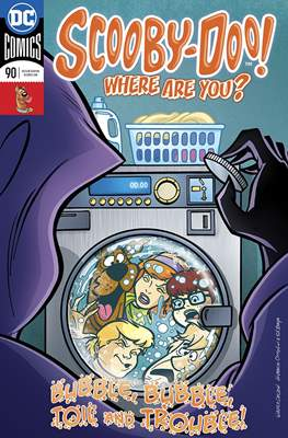 Scooby-Doo! Where Are You? (Comic Book) #90