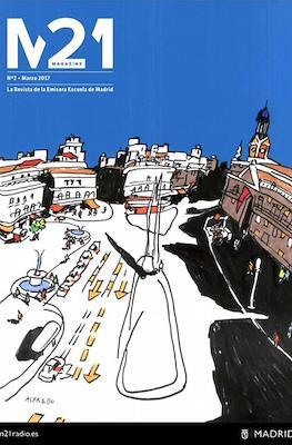 M21 Magazine (Grapa) #2