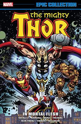 Thor Epic Collection #17