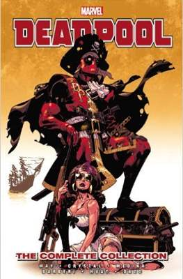 Deadpool by Daniel Way: The Complete Collection (Softcover) #2