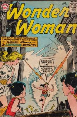 Wonder Woman Vol.1 (1942-1986; 2020-) (Comic Book) #140