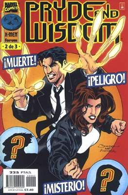 Pryde and Wisdom (1997) (Grapa 24 pp) #2