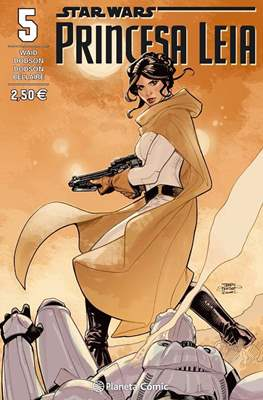 Star Wars: Princesa Leia (2015) (Grapa 32 pp) #5