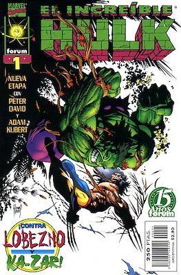 Hulk Vol. 3 (1998-1999). El Increible Hulk