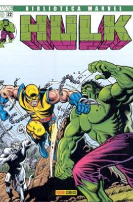 Biblioteca Marvel: Hulk (2004-2006) (Rústica 160 pp) #22
