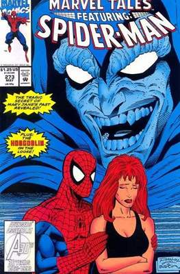 Marvel Tales (Comic Book) #273