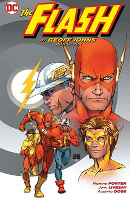 The Flash by Geoff Johns (Softcover) #4