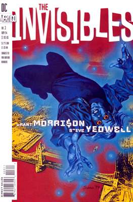 Invisibles (1994 1st Series) #3