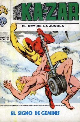 Ka-Zar (1973-1974) #6