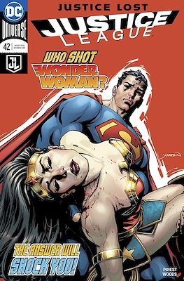 Justice League Vol. 3 (2016-2018) (Comic-book) #42