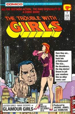 The Trouble with Girls #1
