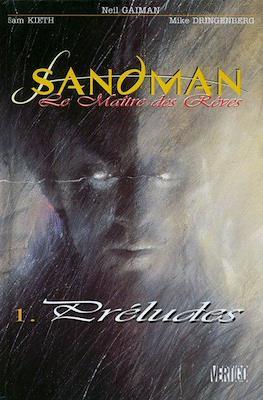 Sandman. Le maître des rêves (Cartonné) #1