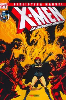 Biblioteca Marvel: X-Men (2006-2008) #6