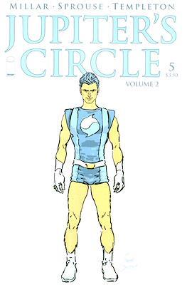 Jupiter's Circle Vol. 2. Variant Covers (Grapa) #5