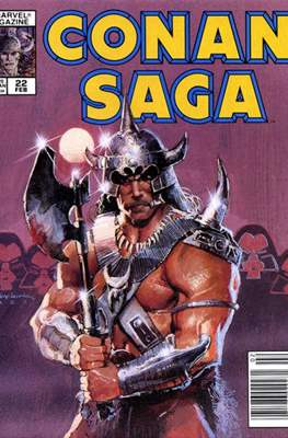 Conan Saga (Comic-book) #22