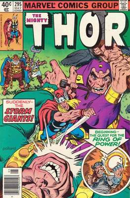 Journey into Mystery / Thor Vol 1 (Comic Book) #295