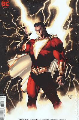 Shazam! Vol. 3 (2018- Variant Cover) (Comic Book) #4