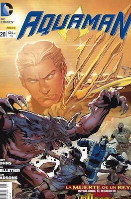 Aquaman (Grapa) #20